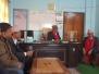 श्रीमान् टेकनारायण कुवरको बिदाई कार्यक्रम ।